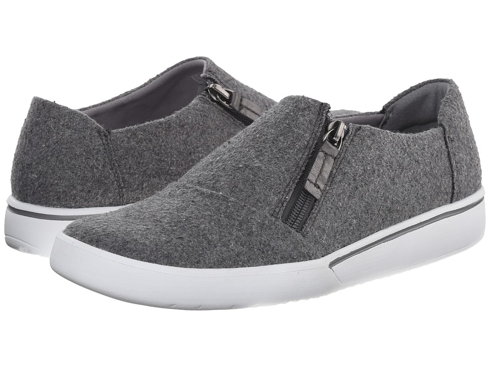 Clarks - Penwick Molto (Grey Synthetic) Women's Shoes
