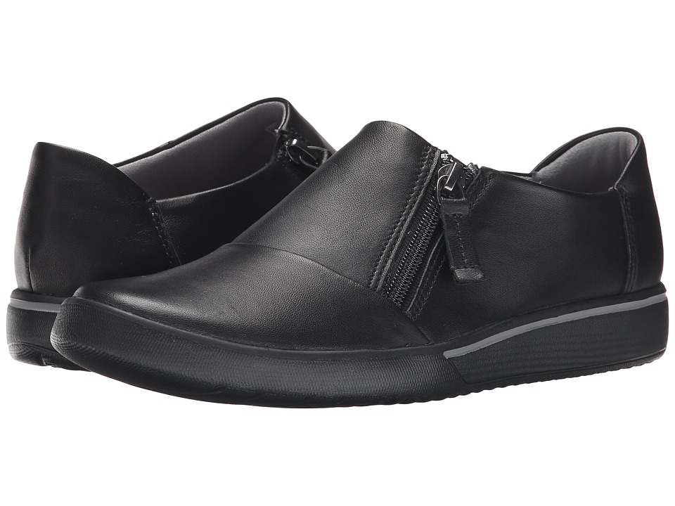 Clarks - Penwick Molto (Black Leather) Women