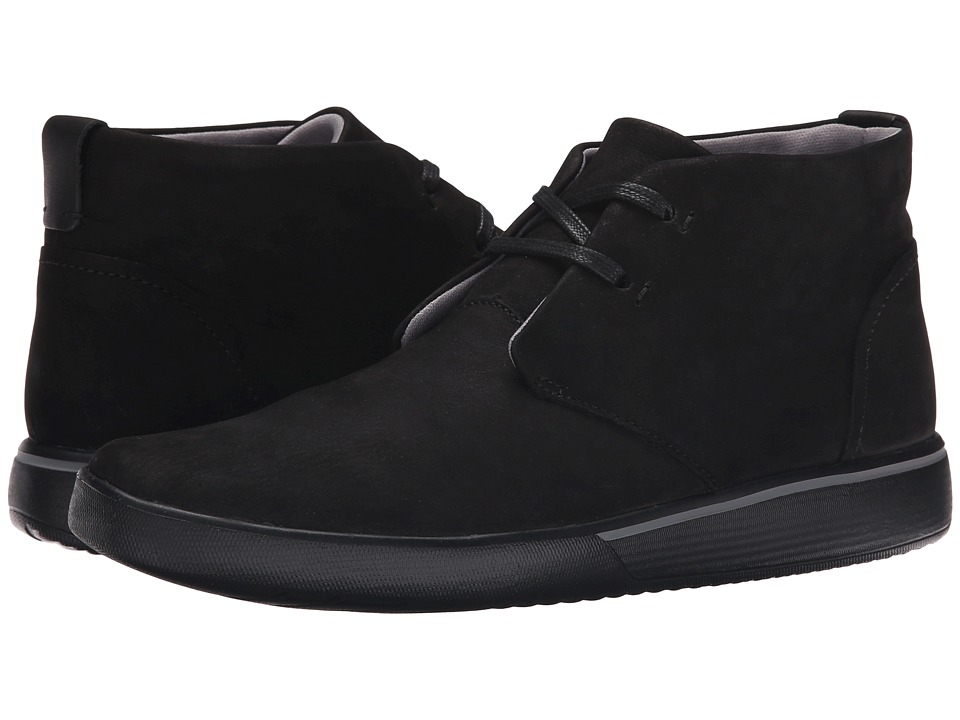 Clarks - Penwick Mezza (Black Nubuck) Women's Lace up casual Shoes