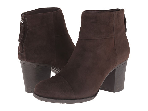 Clarks - Enfield Tess (Grey Suede) Women's Boots