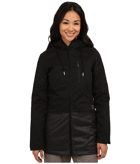 Volcom Snow - Regula Insulated Jacket (Black) Women's Coat