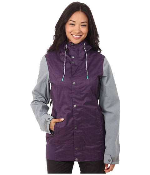 Volcom Snow - Stave Jacket (Purple) Women's Coat