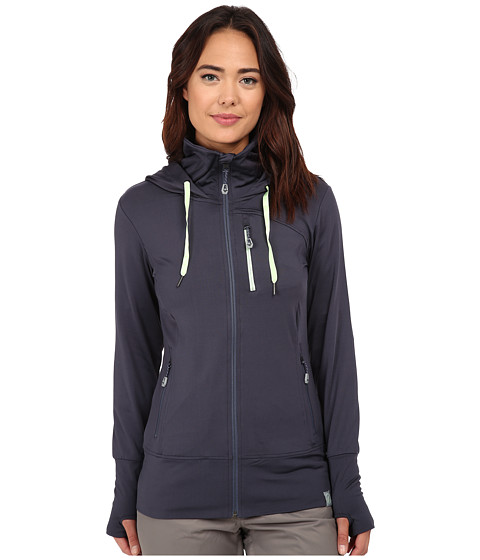 Volcom Snow - Covey Jacket (Charcoal) Women's Sweatshirt