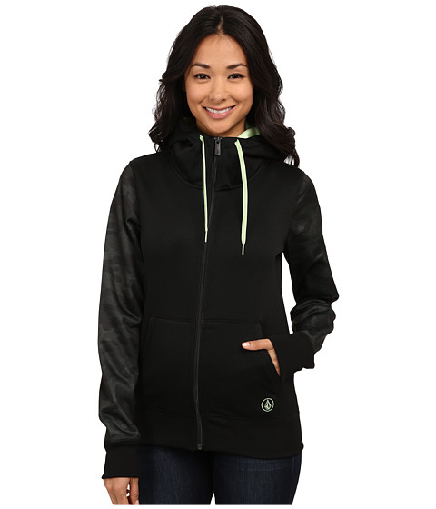 Volcom Snow - Lovage Fleece (Black) Women