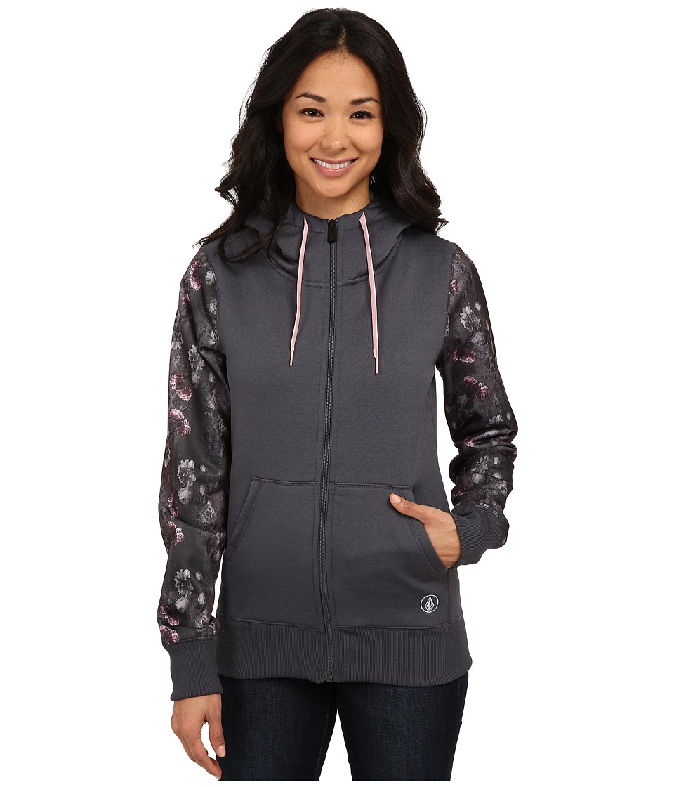 Volcom Snow - Lovage Fleece (Charcoal) Women's Fleece