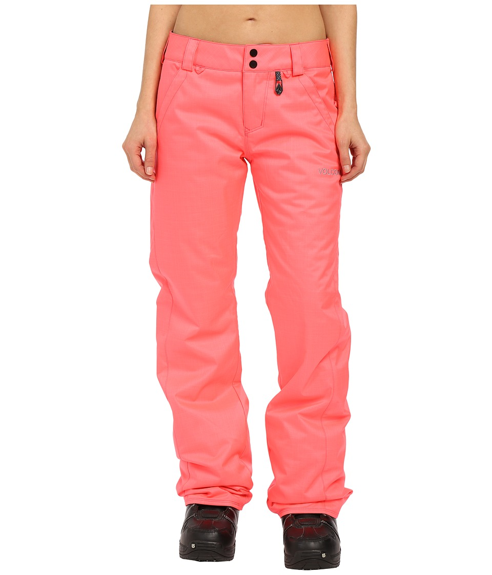 Volcom Snow - Frochickie Insulated Pants (Electric Pink) Women's Outerwear