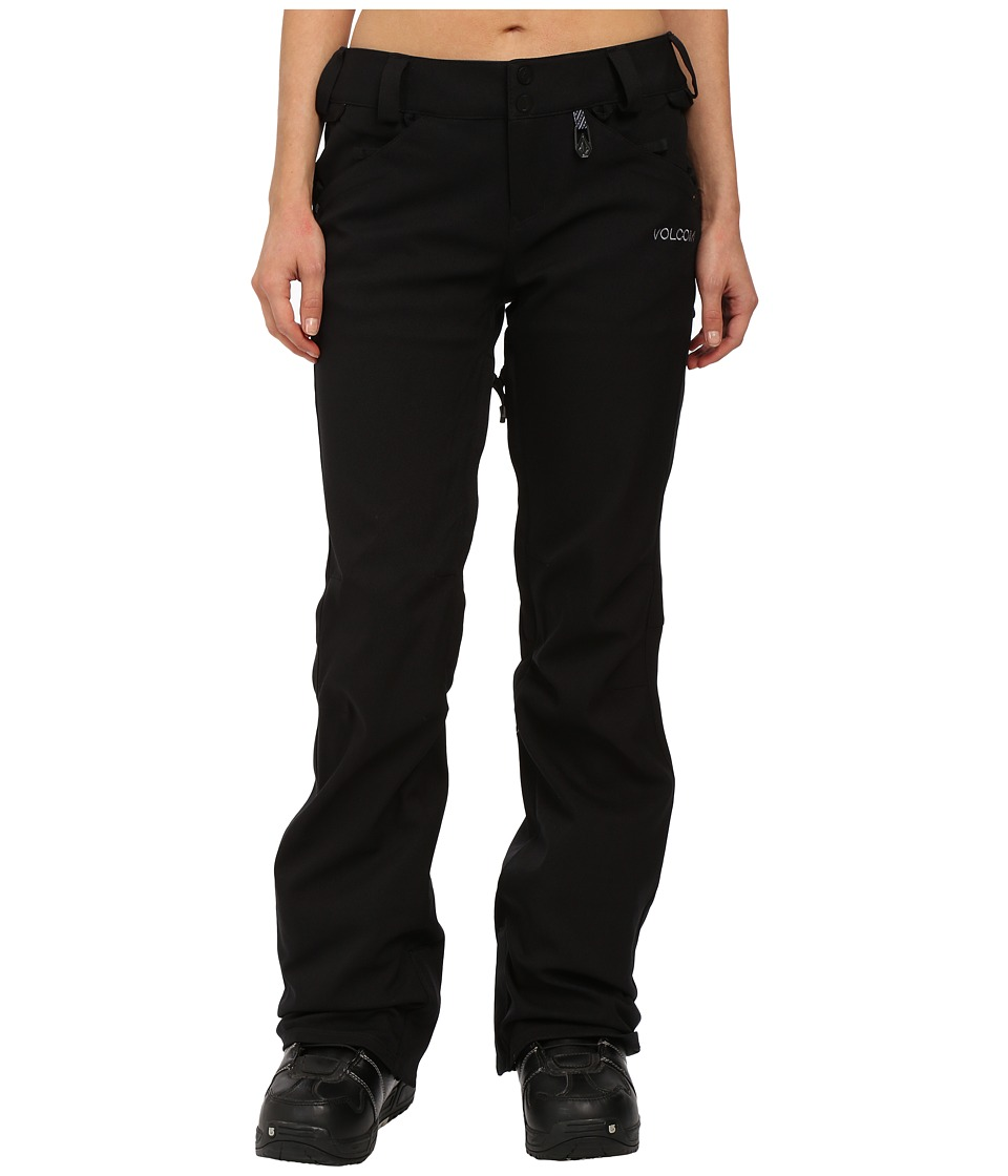 Volcom Snow - Species Stretch Pants (Black) Women