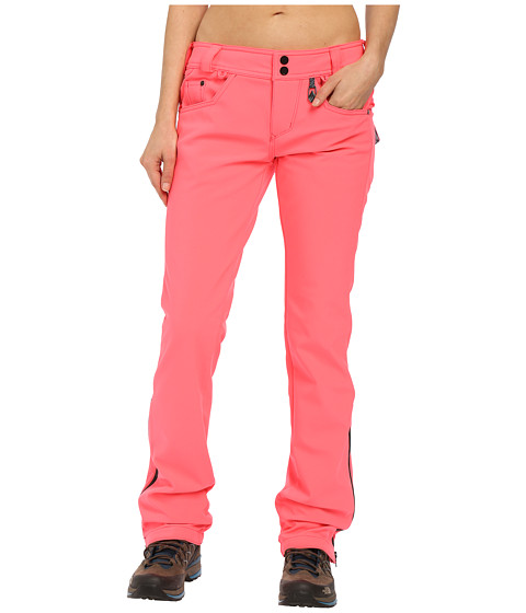 Volcom Snow - Battle Stretch Pants (Electric Pink) Women's Clothing