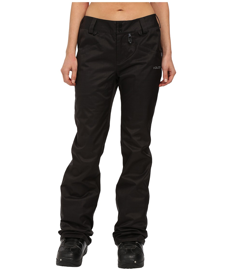 Volcom Snow - Transfer Pants (Black) Women's Outerwear