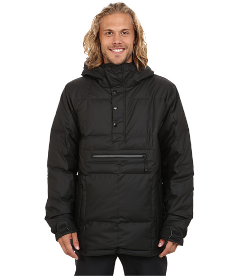 Volcom Snow - Denver Down Jacket (Black) Men's Coat