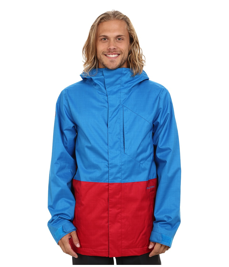 Volcom Snow - Retrospec Jacket (Cyan) Men's Coat