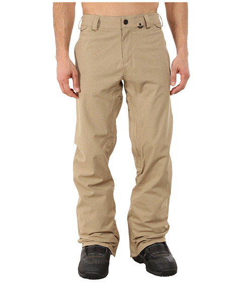 Volcom Snow - Freakin Snow Chino Pants (Khaki) Men's Clothing