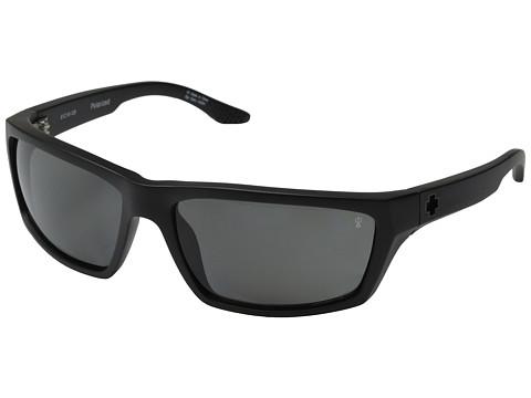 Spy Optic - Kash (Matte Black/Gray Polar) Sport Sunglasses