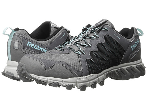 Reebok - Trail Grip 4.0 RS (Shark/Cool Breeze/Black) Women