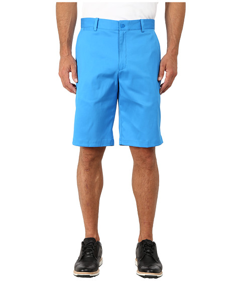 Nike Golf - Flat Front Short (Photo Blue/Photo Blue/Photo Blue) Men