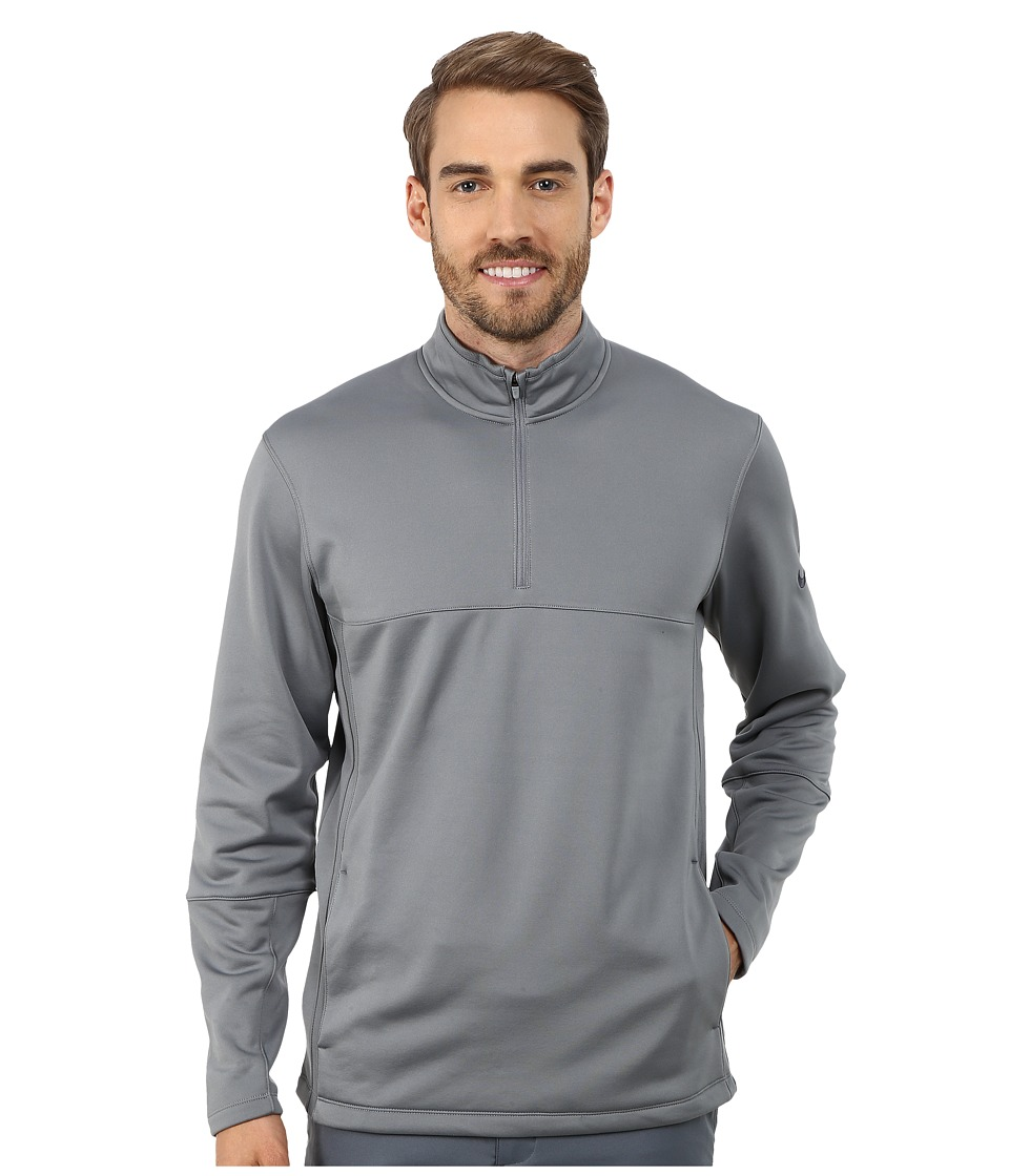 Nike Golf - Therma-FIT Cover-Up (Cool Grey/Cool Grey/Cool Grey/Anthracite) Men's Sweatshirt