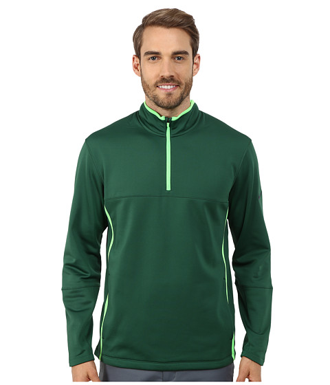 Nike Golf - Therma-Fit Cover-Up (Gorge Green/Green Strike/Gorge Green/Anthracite) Men's Sweatshirt