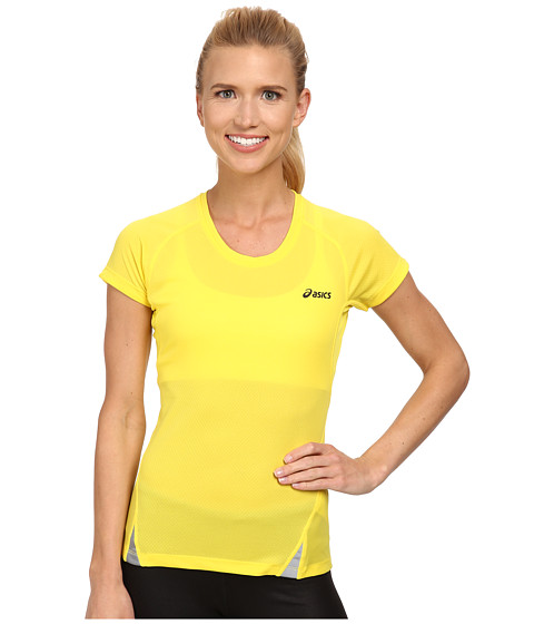 ASICS - Fuji Light Top (Blazing Yellow) Women