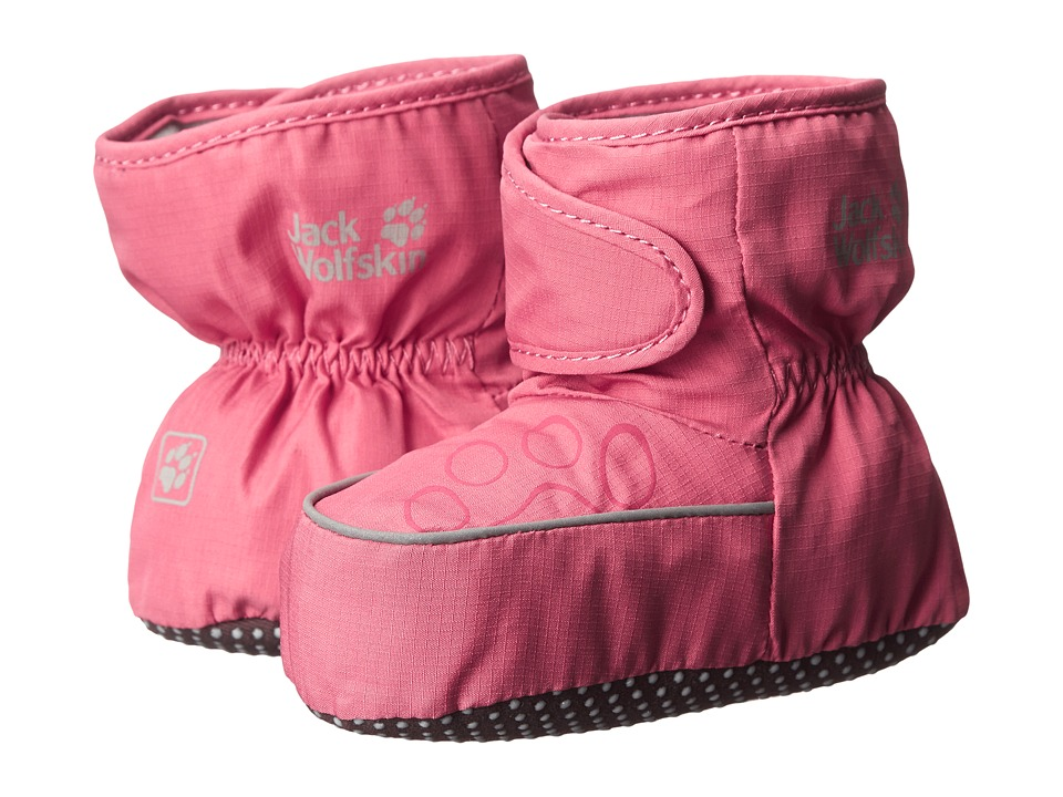 Jack Wolfskin Kids - Moonchild Mid (Infant/Toddler) (Rosebud) Girl's Shoes