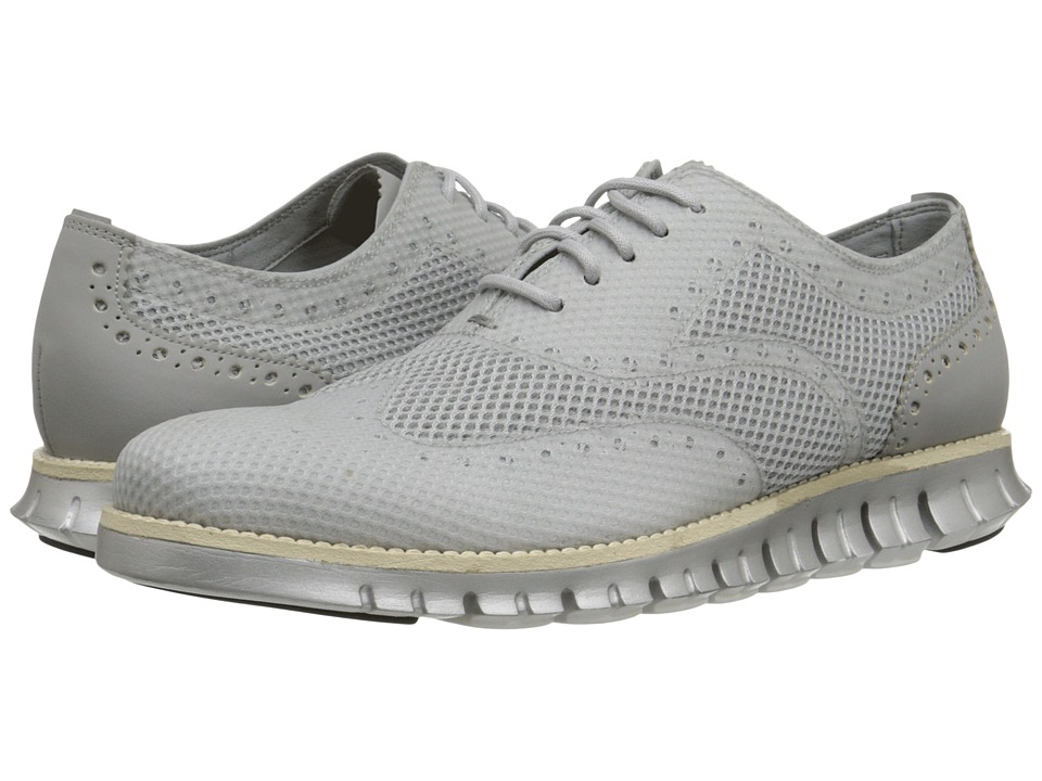 Cole Haan Zerogrand Stitchless Ox (Silvercloud) Men