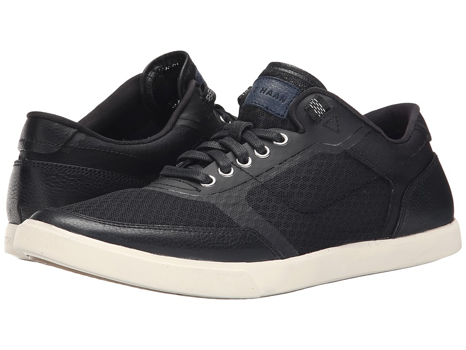 Cole Haan - Owen Sport (Black) Men's Lace up casual Shoes
