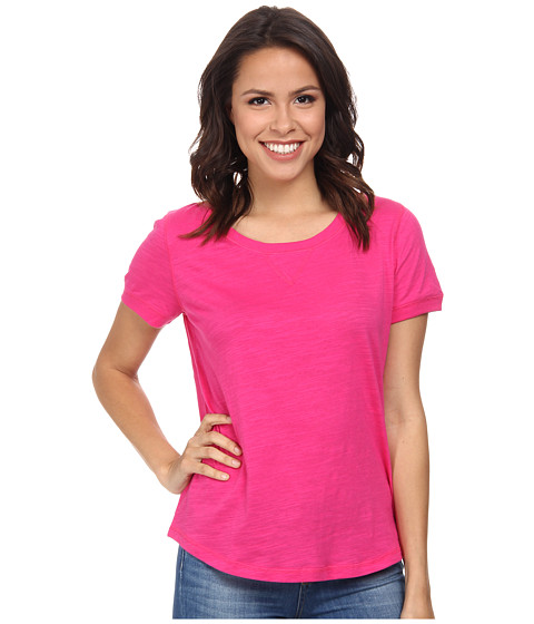 Jones New York - Scoop Neck Top (Azalea) Women's Clothing