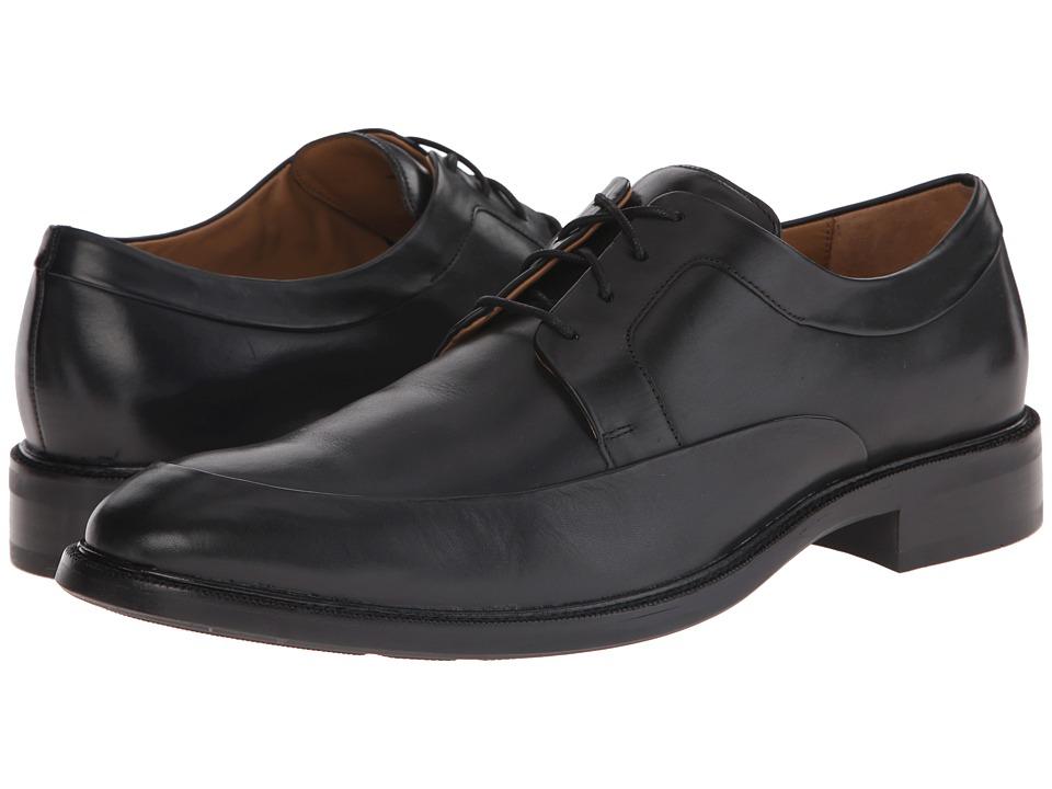 Cole Haan - Warren Apron Ox (Black) Men's Lace up casual Shoes