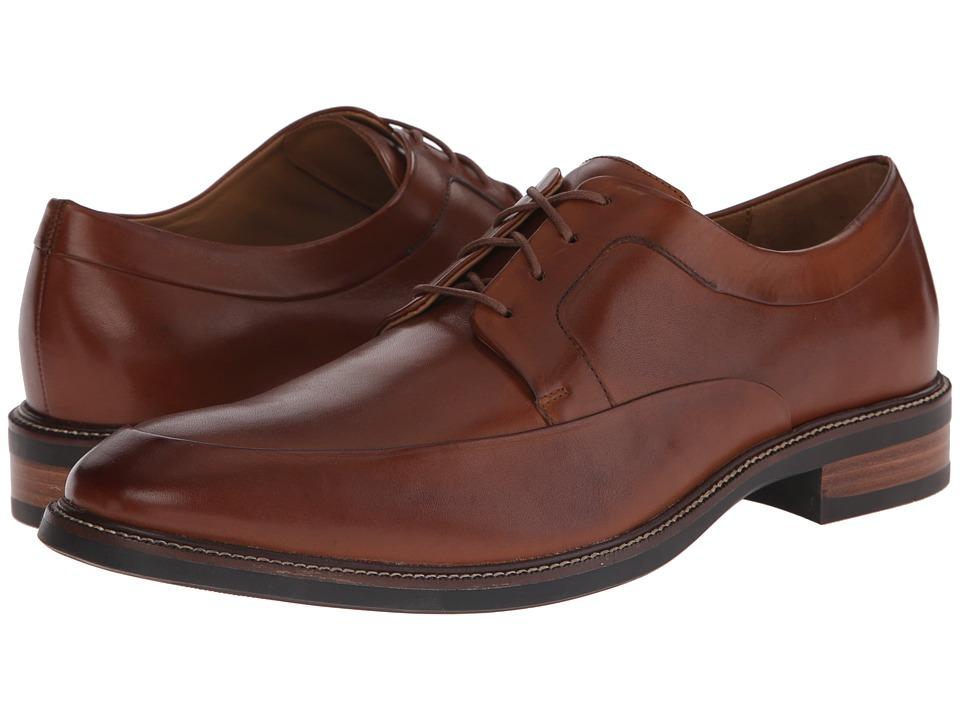 Cole Haan - Warren Apron Ox (British Tan) Men's Lace up casual Shoes
