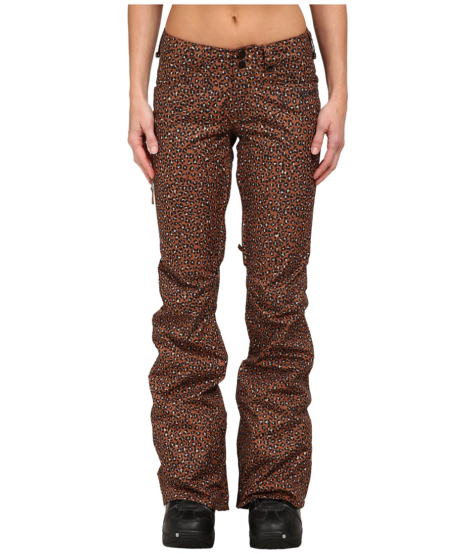 Burton - TWC on Fleek Pant (Cheeta) Women's Casual Pants