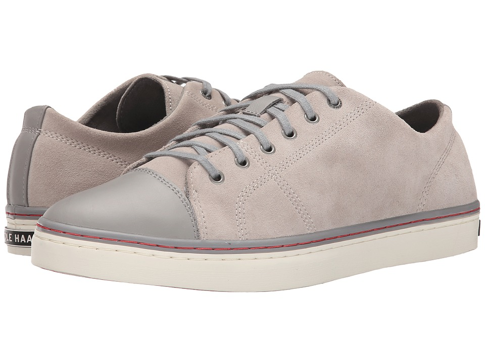 Cole Haan - Falmouth Sport Ox (Silvercloud) Men's Lace up casual Shoes