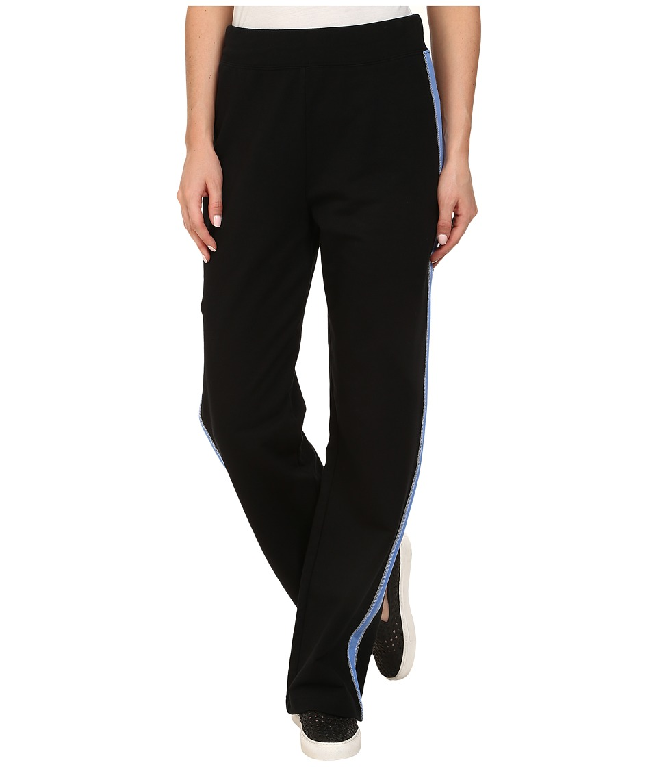 Jones New York - Track Stripe Pants (Black) Women