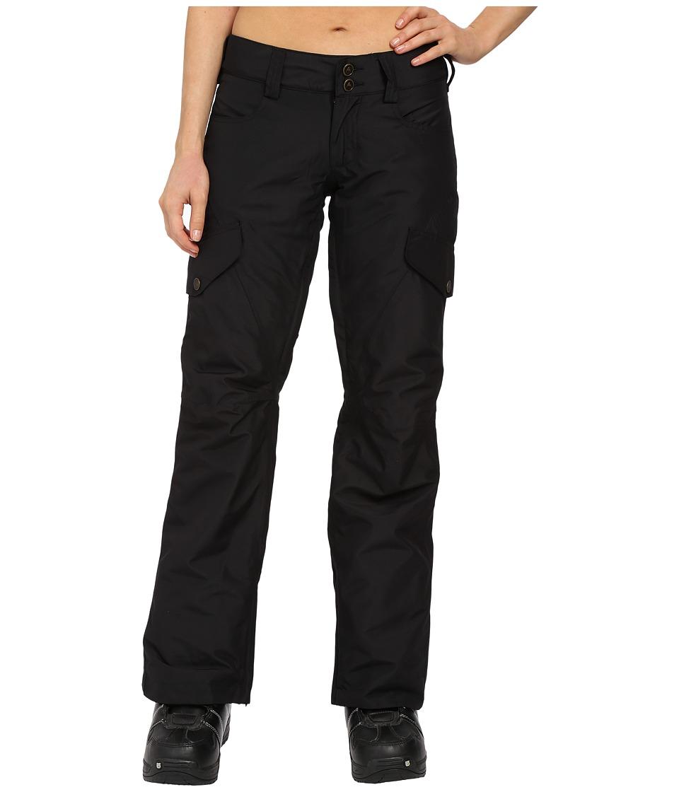 Burton - Fly Pants - Short (True Black) Women