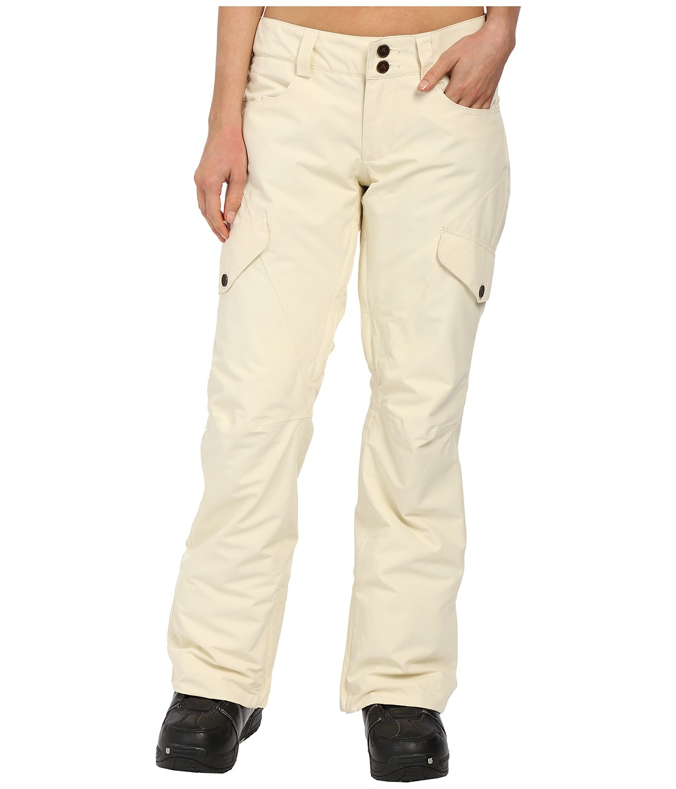 Burton - Fly Pants - Short (Canvas) Women