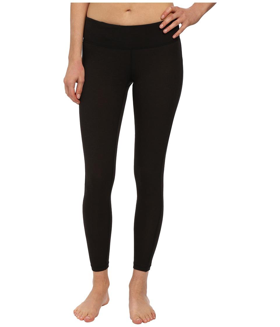 Burton - Midweight Wool Pants (Black Heather) Women's Casual Pants