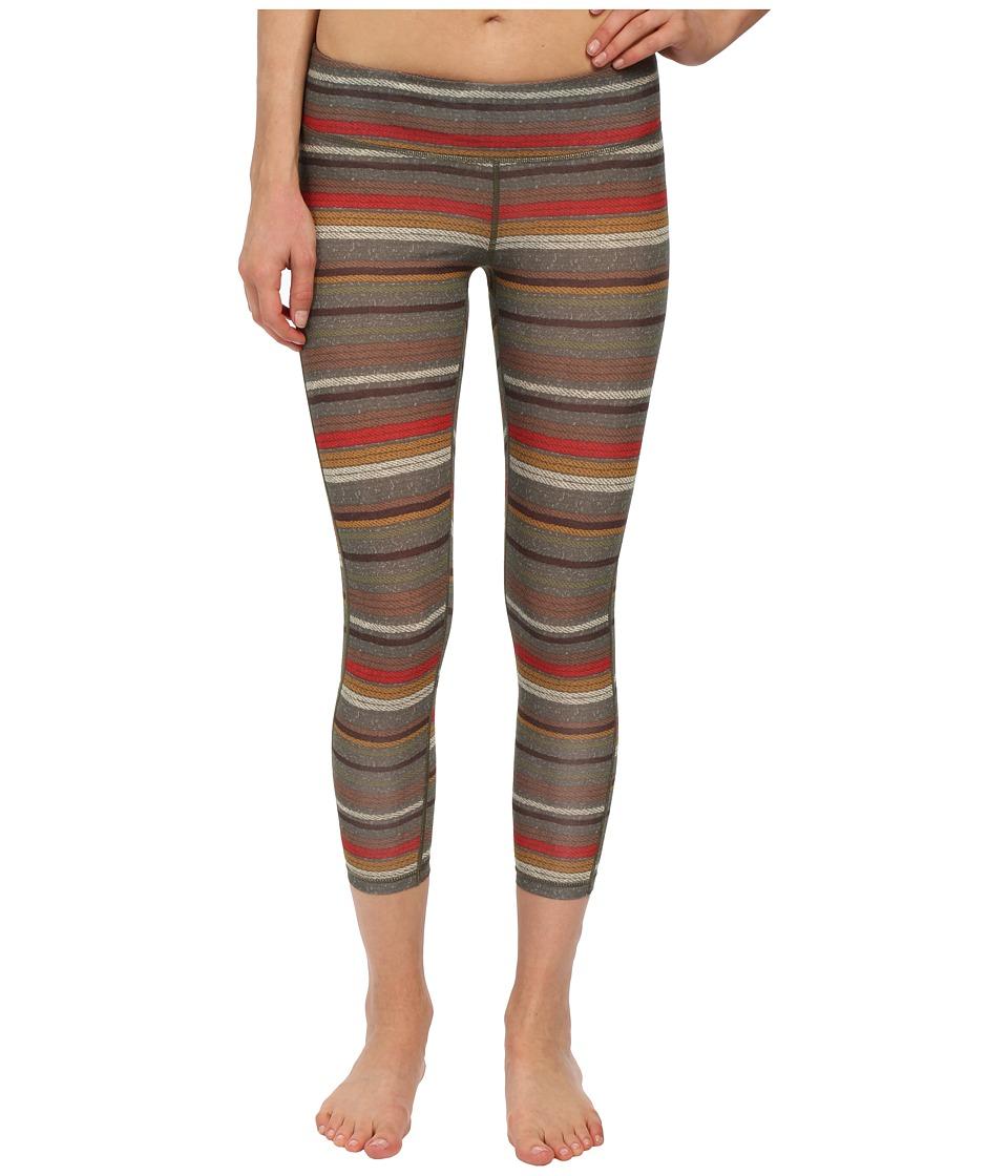 Burton - Midweight Wool Pants (Blanket Stripe) Women's Casual Pants
