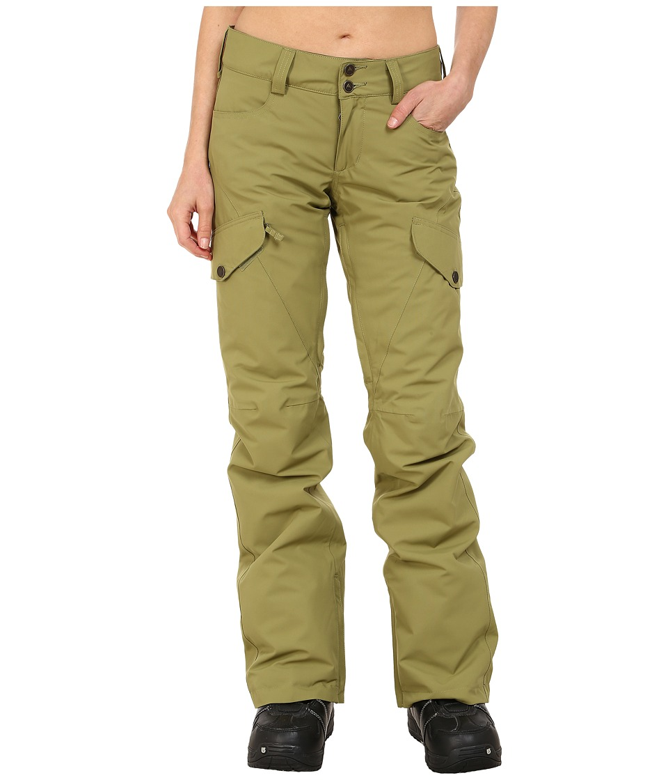 Burton - Fly Pants (Algae) Women's Casual Pants