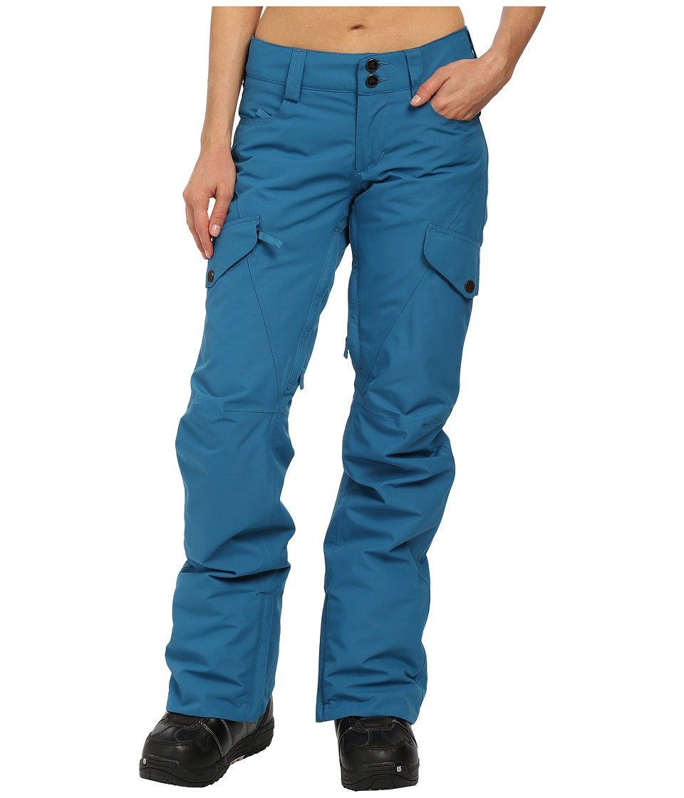 Burton - Fly Pants (Pacific) Women's Casual Pants