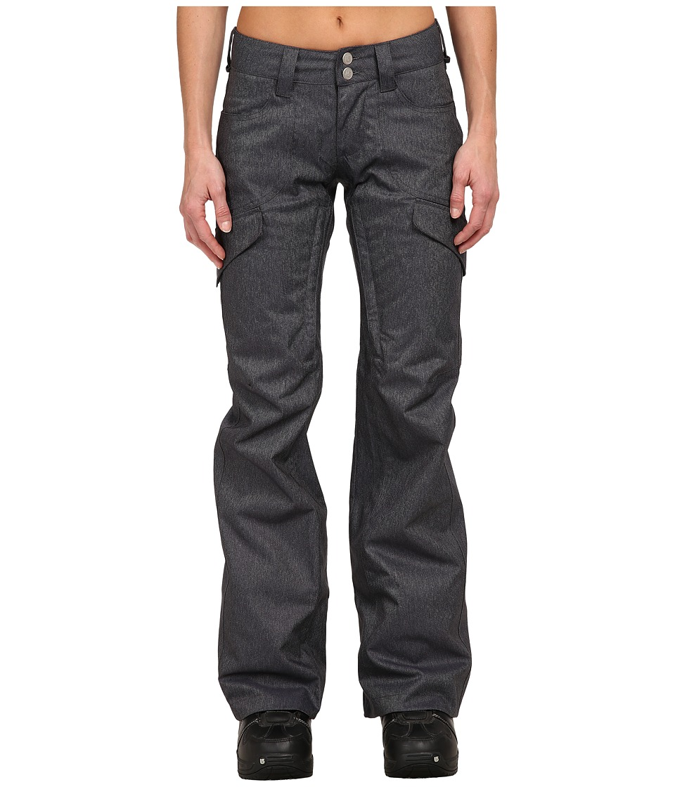 Burton - Chance Pant (Denim) Women's Casual Pants