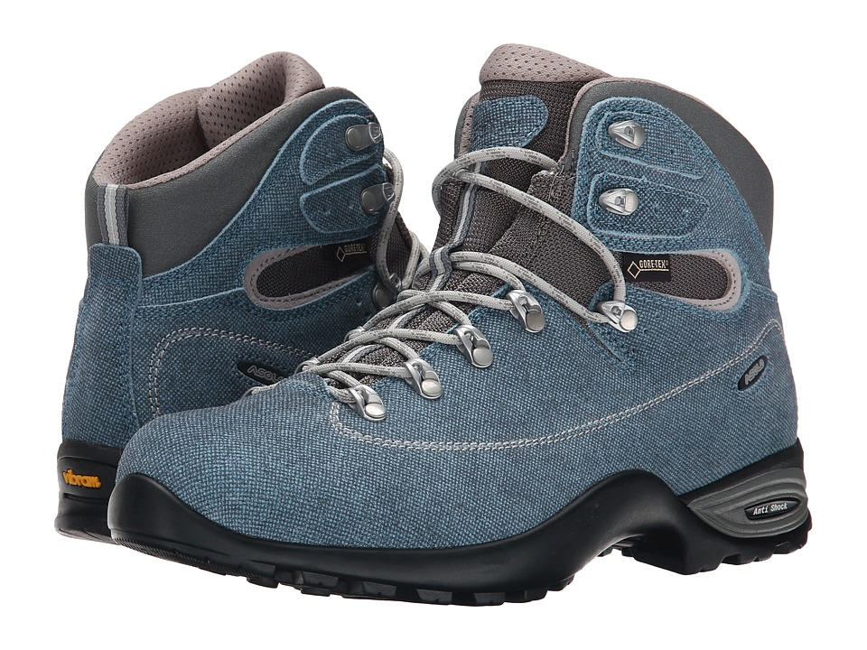 Asolo - Tacoma Winter (Denim Blue) Women's Hiking Boots