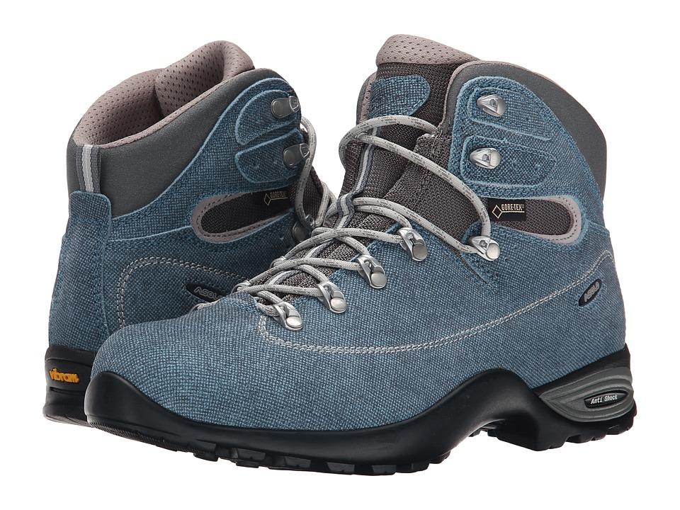 Asolo - Tacoma Winter (Denim Blue) Women's Hiking Boots