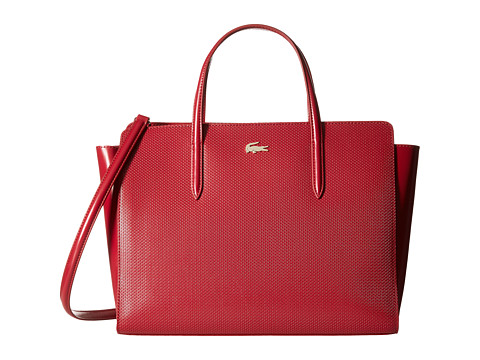 Lacoste - Chantaco Shopping Bag (Chili Pepper) Handbags