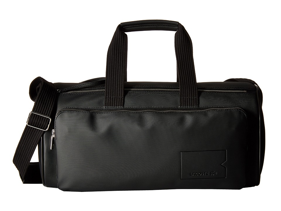 Lacoste - Classic Roll Bag (Black) Bags