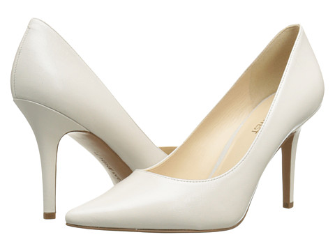 Nine West - Jackpot (Off White Leather) High Heels