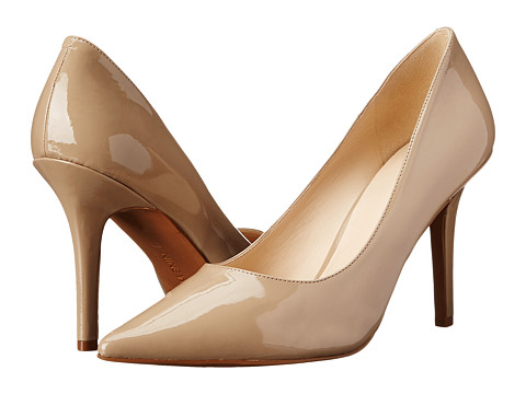 Nine West - Jackpot (Taupe Synthetic) High Heels