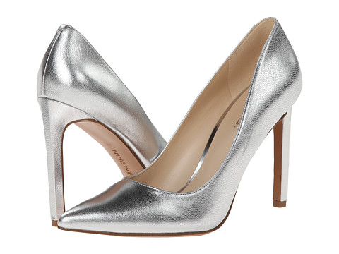 Nine West - Tatiana (Medium Silver Metallic) High Heels