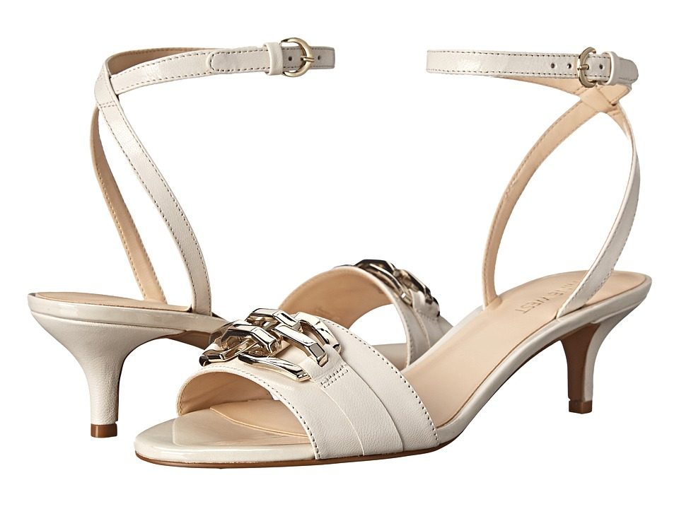 Nine West - Yellitout (Off White Leather) Women's Sandals