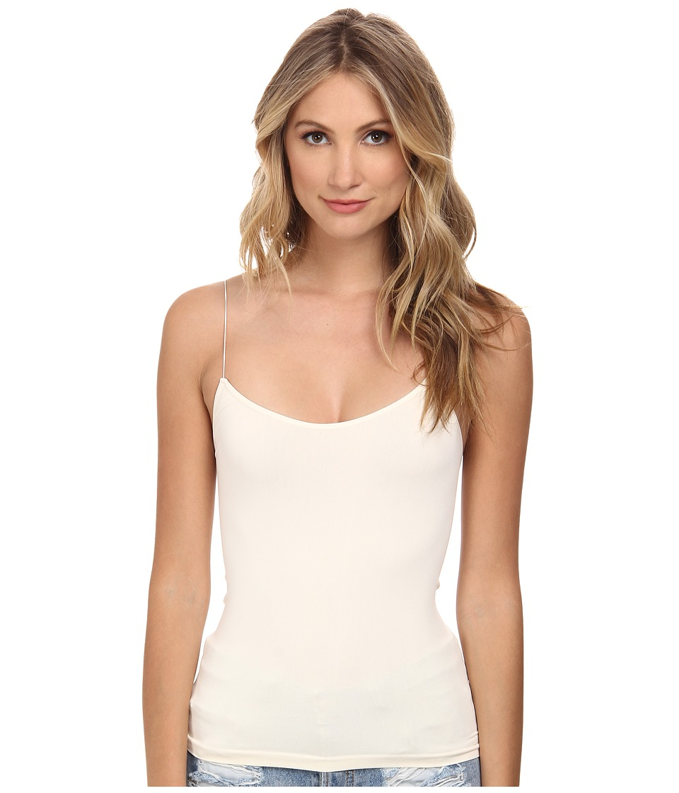 Free People - Cross Strap Cami (Ivory) Women's Sleeveless