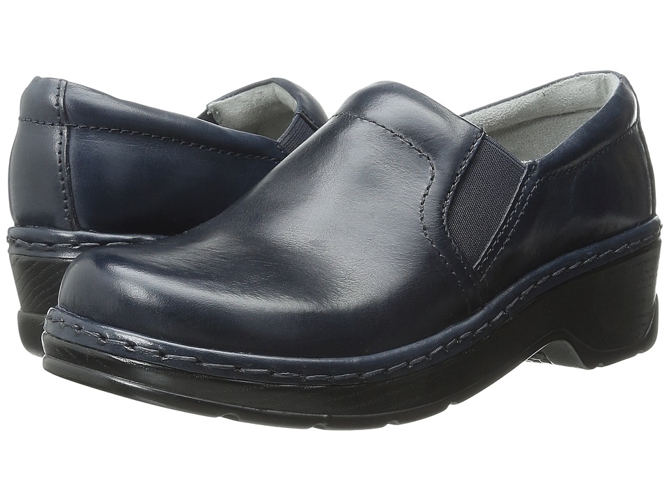 Klogs Footwear - Naples (Blueprint) Women's Clog Shoes