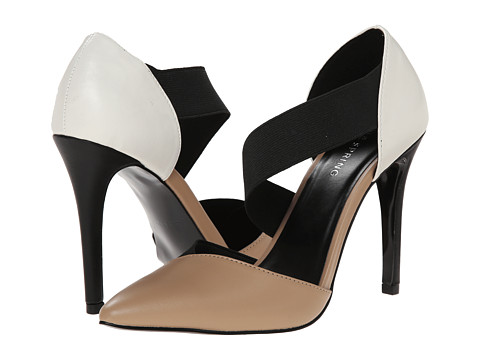 Call it SPRING - Nanine (Natural) High Heels
