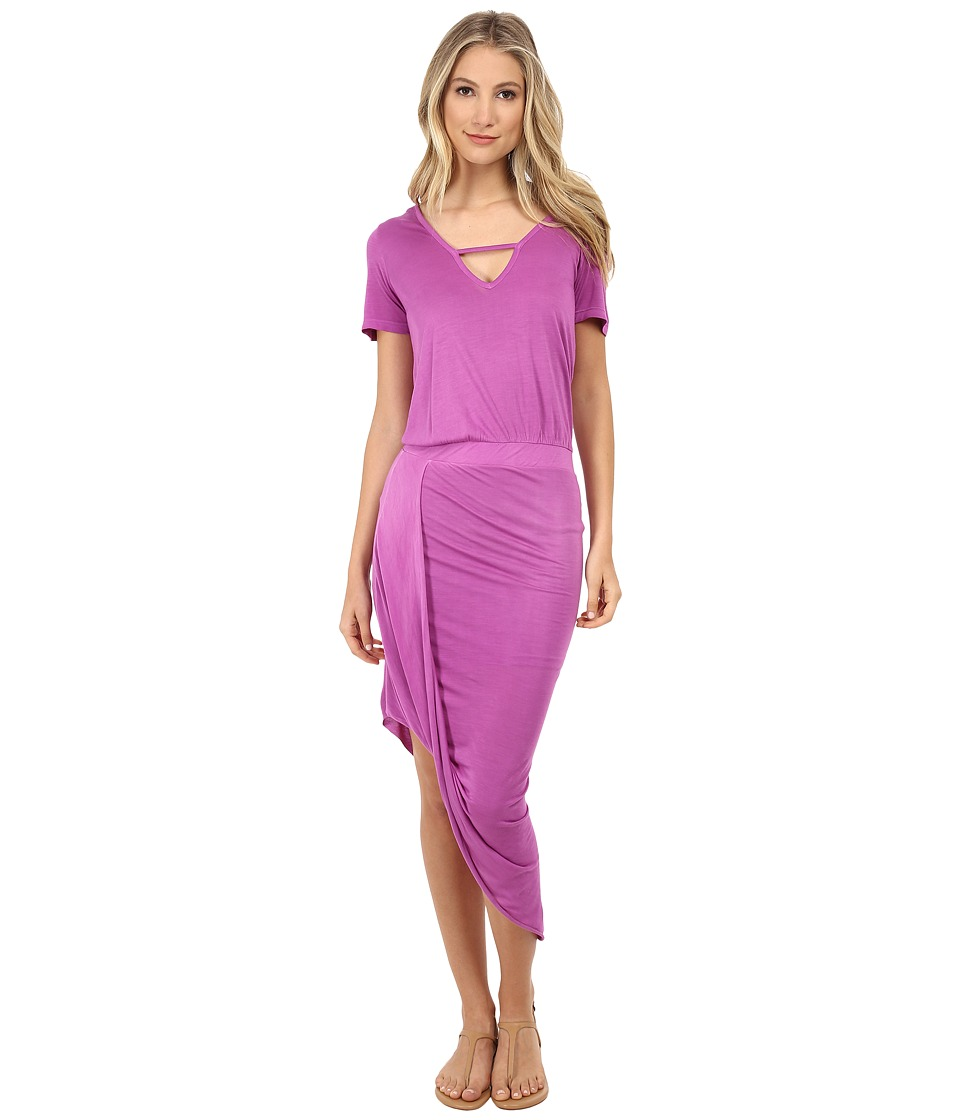 Young Fabulous & Broke - Paolo Dress (Orchid) Women's Dress